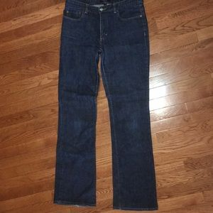 Banana republic bootcut jeans 10L 10 long tall